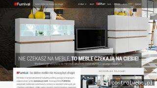 Szafki RTV - furnival.pl