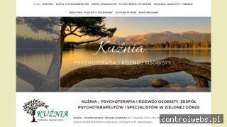 Kuźnia Psychoterapia i Rozwój Osobisty