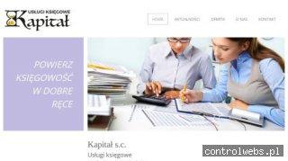 Kapitał - uslugi księgowe w Nowy Sączu