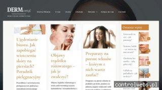 Dermatologia derm.com.pl