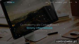 Strony internetowe Tczew - webem.pl