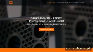 P3DRC - usługi druku 3D