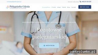 Usługi pielęgniarskie Gdynia - pielegniarka-gdynia.pl
