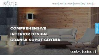 Baltic interiors projektowanie wnętrz