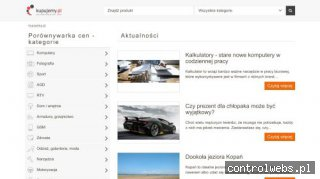 Porównywarka cen - kupujemy.pl