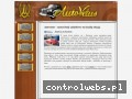 Screenshot strony www.autovetus.pl