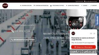 Omega Security Warszawa - ochrona fizyczna obiektów