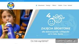 Handball Asy - piłka ręczna dla dzieci