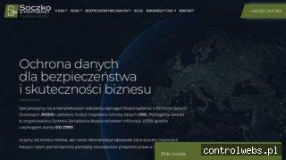 Ochrona Danych   Soczko & Partnerzy
