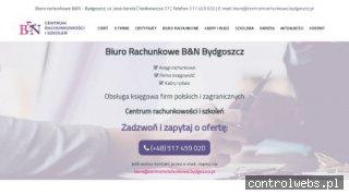 Biuro Rachunkowe B&N Bydgoszcz