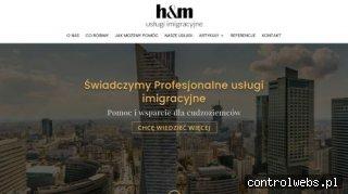 Legalizacja pracy - d-hm.pl