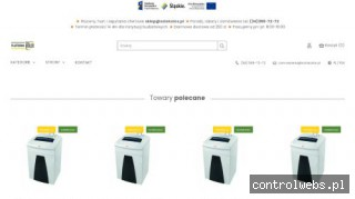 Platforma Solokolos artykuły biurowe