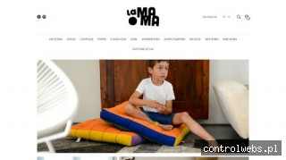 Lamama - polskie ubrania dla kilkulatka