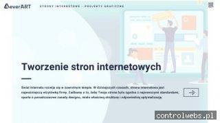 everART - Projektowanie stron internetowych