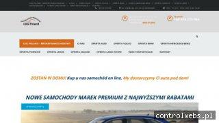 CDG Poland - Broker samochodowy