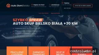 Złom Bielsko - Skup samochodów Bielsko-Biała, AutoZłom