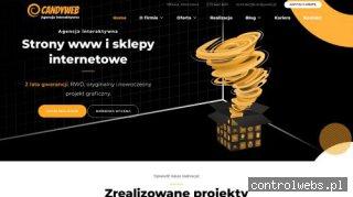 Agencja interaktywna – Candyweb.pl