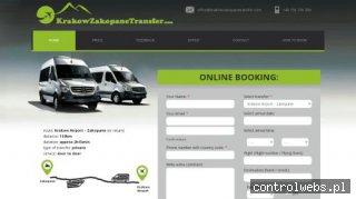 Krakow Airport Zakopane Transfer