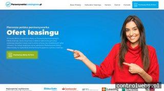Tani Leasing - porownywarkaleasingowa.pl