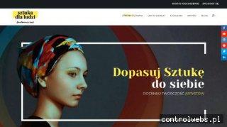Galeria Sztuki Online - Sztuka dla ludzi
