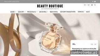 Perfumeria internetowa Beauty Boutique