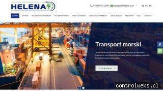 helena-ts.pl spedycja kontenerów