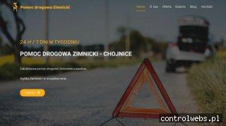 Pomoc Drogowa Zimnicki Chojnice