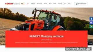 kunert.com.pl ciągniki rolnicze ZETOR