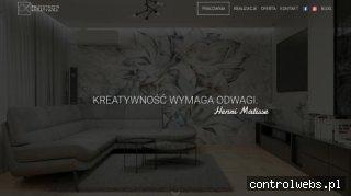 przestrzen-kreatywna.pl aranżacja wnętrz gdańsk