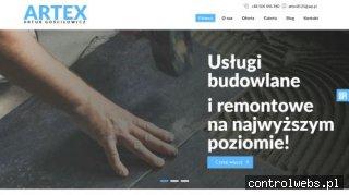 artex-uslugibudowlane.pl