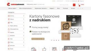 Hurtownia opakowań kartonowych - centrumpakowania.com