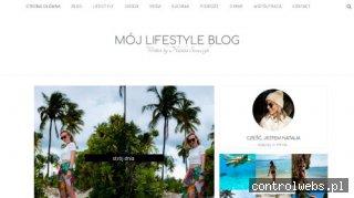 Blog Lifestylowy, modowy, kulinarny i podróżniczy