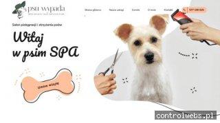 Salon pielęgnacji psów - psuwypada.pl