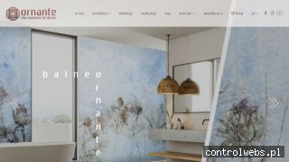 Ornante - freski w Twoim domu