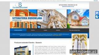 sztukateria-daneks.com.pl dekoracje styropianowe