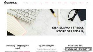 Conture - Agencja Content Marketing