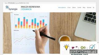 SYNERGIA Analiza biznesowa i edukacja