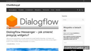 Chatbotuj.pl - wszystko o chatbotach i voicebotach