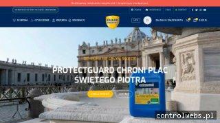 Efekt mokrej kostki - ProtectGuard WF Premium