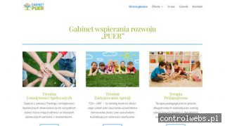 Terapia pedagogiczna - gabinetpuer.pl