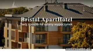 Aparthotel Bristol w Busku-Zdrój