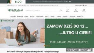 Sklep FitoUroda.pl - mydła rosyjskie, naturalne, ziołowe