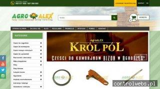 Sklep dla rolnika AgroALEX