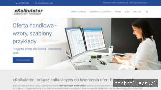 Oferta handlowa przykłady - xblue.pl