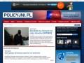 Screenshot strony policyjni.gazeta.pl