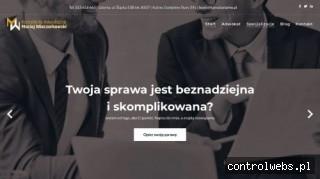 Prawnik Gdynia - Adwokat Maciej Wieczorkowski - Kancelaria