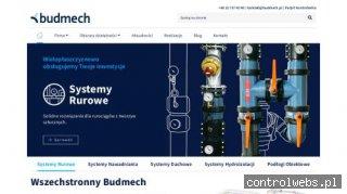 Instalacje przemysłowe - budmech.pl