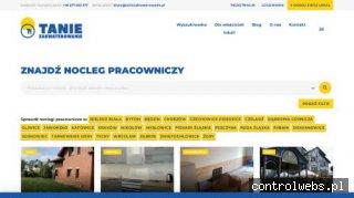 TanieZakwaterowanie.pl - Noclegi pracownicze Śląsk