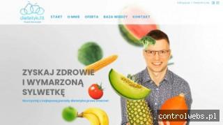 Dietetyk przez Internet - Paweł Sierszulski