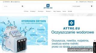 Urządzenia do gabinetu medycyny estetycznej - attre.eu